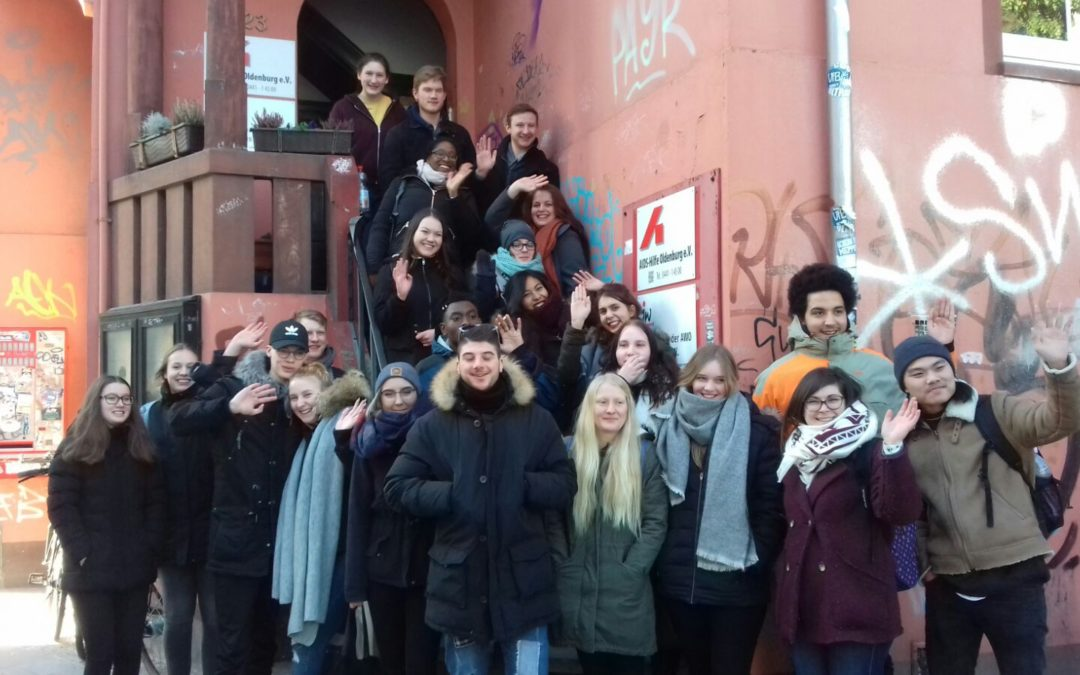 Echange européen en Allemagne avec les volontaires en service civique