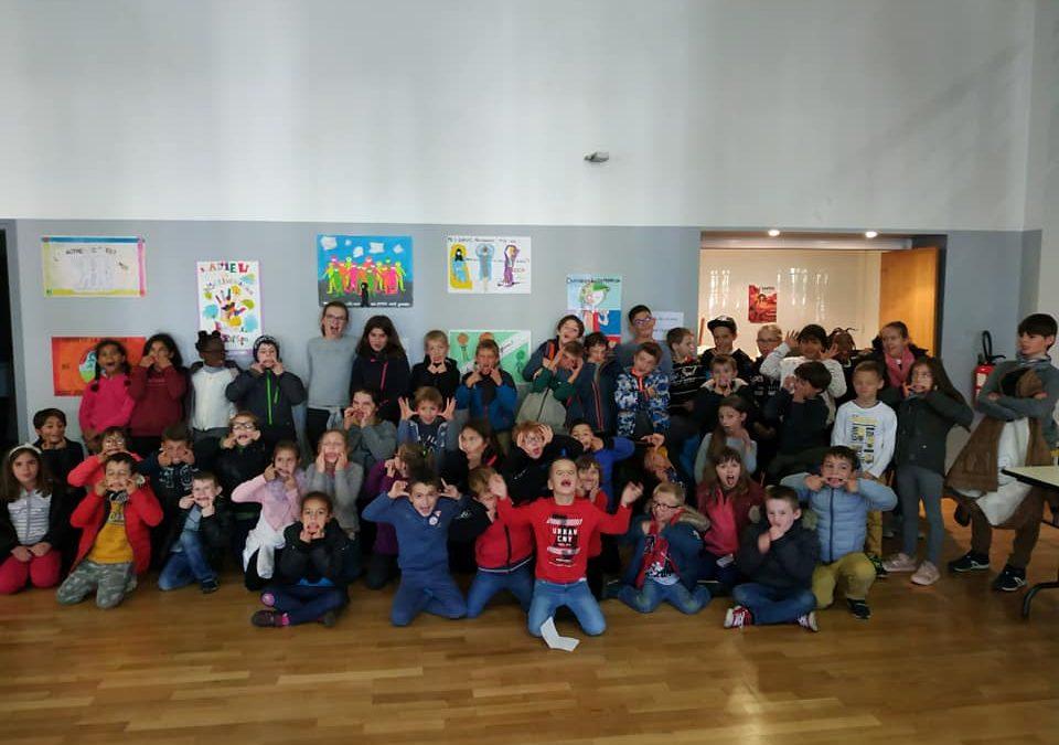 Une belle journée inter-centres pour «le droit à la différence»