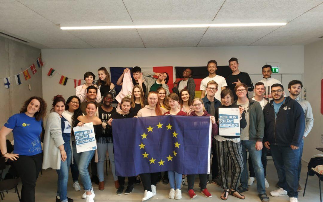 « My Future in Europe » Volontaires français et allemands à Cahors (2/2)