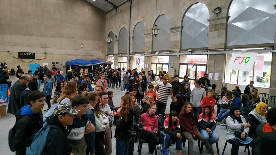 Le premier « Festival Jeunes Occitanie » rassemble 30 organisateurs et plus de 300 participants !