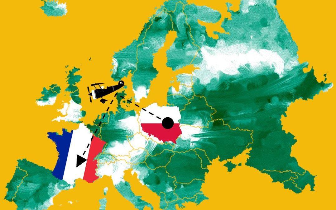 Un échange multiculturel dans le Lot entre l'Europe et l'Afrique !