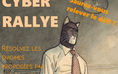 Cyber r@llye 2020 : c'est parti !!